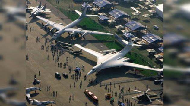 MAKS-2011 deleitará a sus visitantes con el menú de los cosmonautas