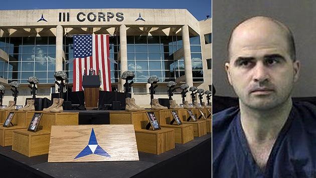 EE.UU.: Pena de muerte para el mayor del ejército autor de la matanza en Fort Hood