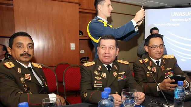 La UNASUR quiere unificar las Fuerzas Armadas de sus países