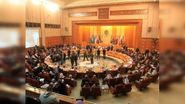 La Liga Árabe le pide a Assad que se vaya a la 'yemení'
