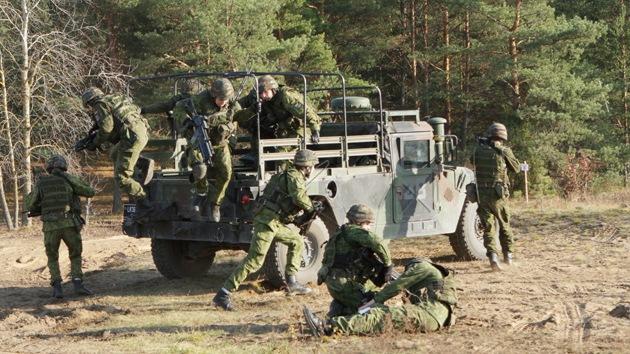 La OTAN prepara las mayores maniobras militares en la frontera de Rusia