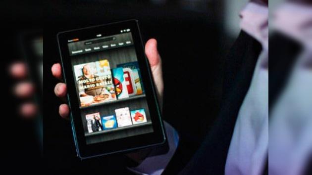 Kindle Fire de Amazon, el nuevo 'gadget' que podría competir con el iPad