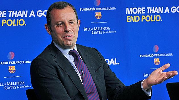 Escándalo de corrupción envuelve al presidente del FC Barcelona