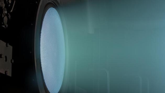 La NASA desarrolla un propulsor para misiones espaciales a planetas lejanos