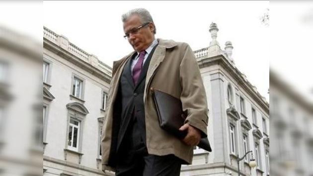Galardonan al juez Baltasar Garzón en Argentina
