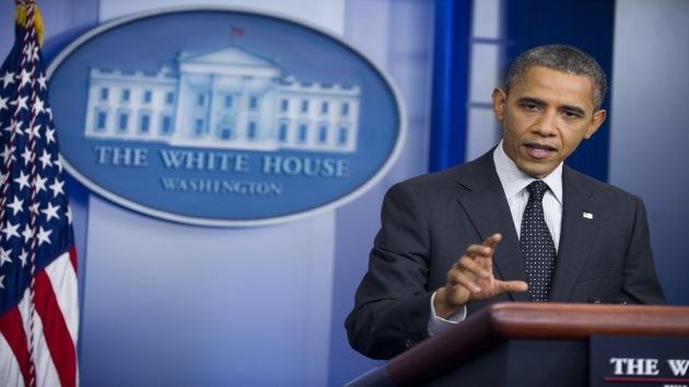 """Obama: """"El uso de armas químicas provocaría una incursión militar en Siria"""""""