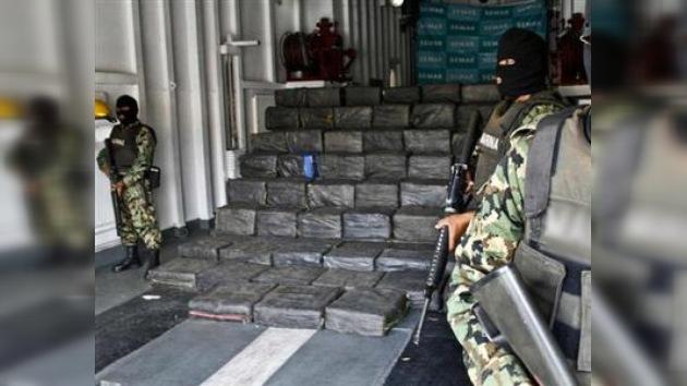 2,5 toneladas de cocaína peruana incautadas en Bolivia