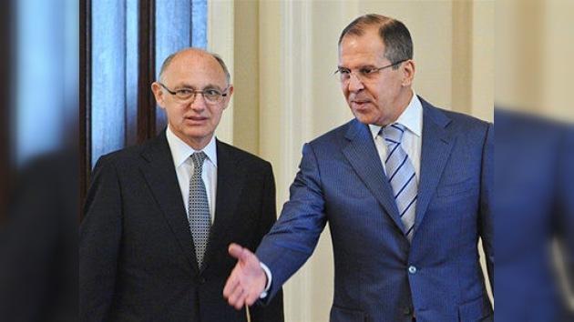 Argentina apoya el ingreso de Rusia en la Organización Mundial del Comercio