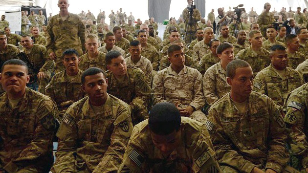 El alto mando militar EE.UU., inquieto porque sus tropas se aburren sin guerras a la vista