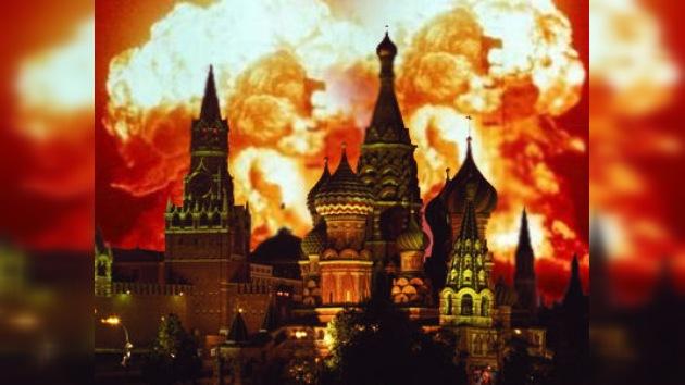 Principales atentados en Moscú desde 1999