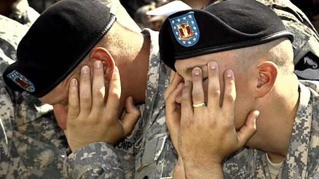 El Ejército de EE.UU. 'declara la guerra' al suicidio con un spray nasal