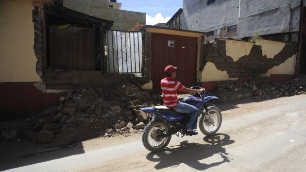 Un sismo de 6,5 grados golpea a Guatemala