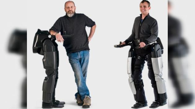 Un exoesqueleto ayudará a caminar a los discapacitados