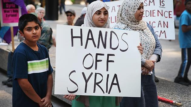 EE.UU. espía a Damasco en lugar de cooperar contra el Estado Islámico