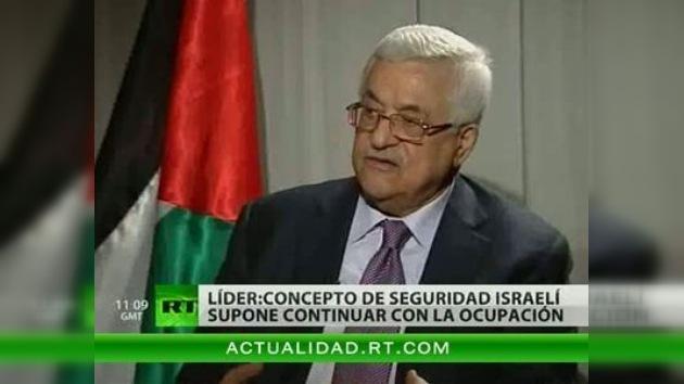 """Abbas a RT: """"para Israel la seguridad consiste en mantener 40 años más la ocupación"""""""