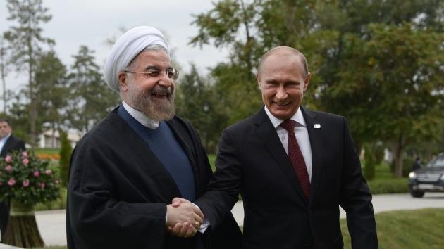 Rohaní: La UE no debe esperar gas iraní en lugar del ruso
