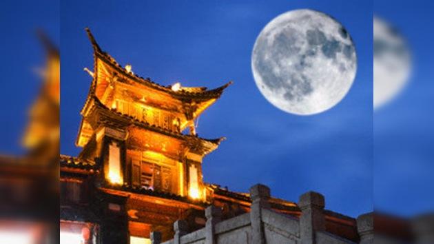 China elije un lugar para experimentos en la superficie lunar