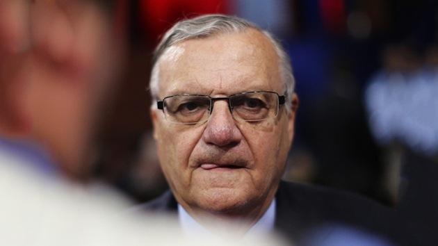 La política racista del alguacil Arpaio cuesta 21 millones a los contribuyentes de Arizona