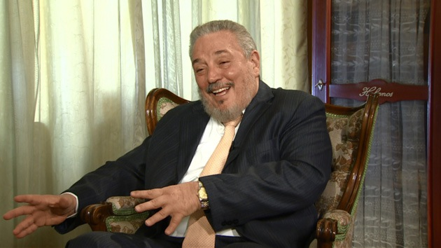 """Hijo de Fidel: """"Hay fuerzas que potencian el pánico acerca de la energía nuclear"""""""