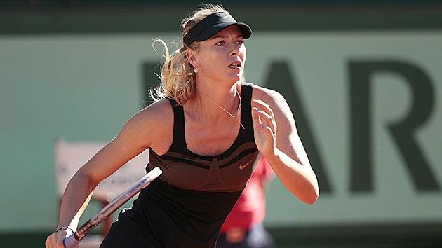 Sharápova busca su primer Roland Garros tras recuperar la corona del tenis mundial