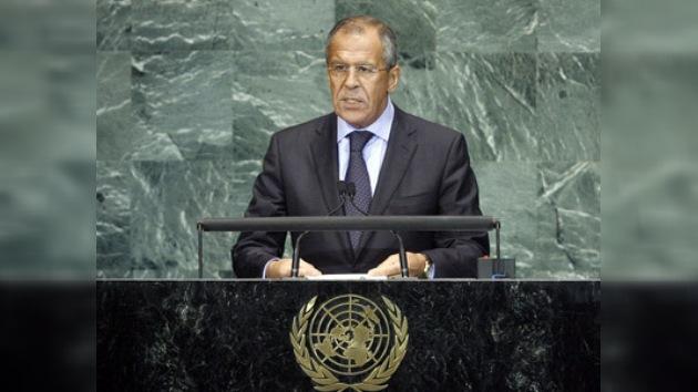 Lavrov cree que Irán cumplirá el compromiso