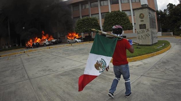 México de Peña Nieto: ¿Qué cosecha un país que siembra cadáveres?