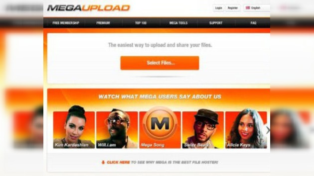 La clausura de Megaupload no reduce la piratería