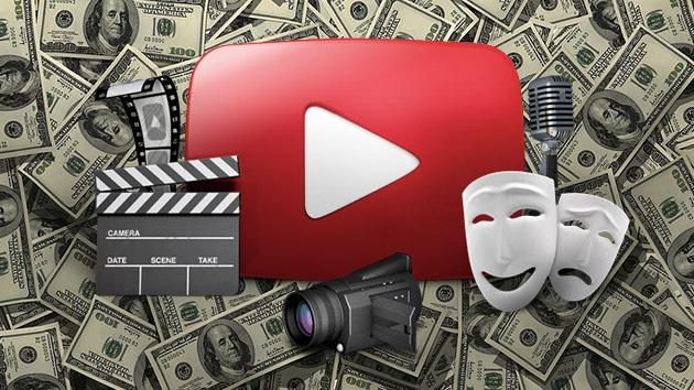 Youtube lanza canales de pago