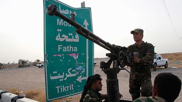EE.UU. y 7 países más entregarán armas a Irak para la lucha contra el Estado Islámico