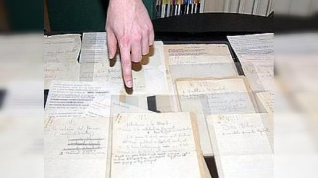 Hallan el original de 'Oficina y denuncia' de Federico García Lorca
