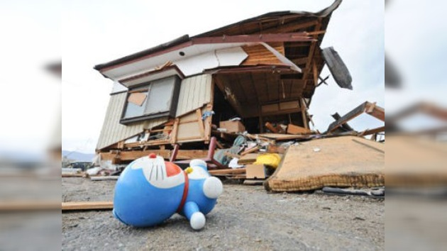 Terremoto de Japón: dos minutos entre la vida y la muerte