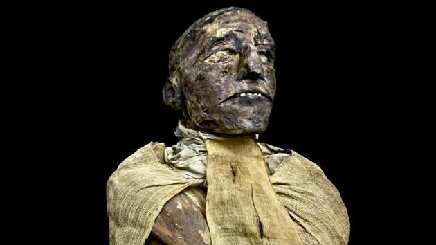Descubierto el misterio de la muerte del faraón Ramsés III