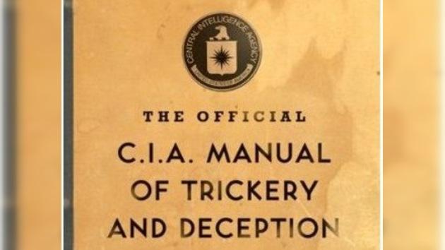A la venta un manual de trucos y engaños de la CIA