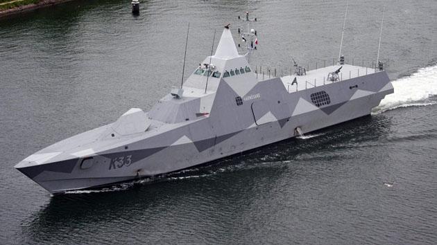 Resultado de imagen de corbetas de la clase Visby
