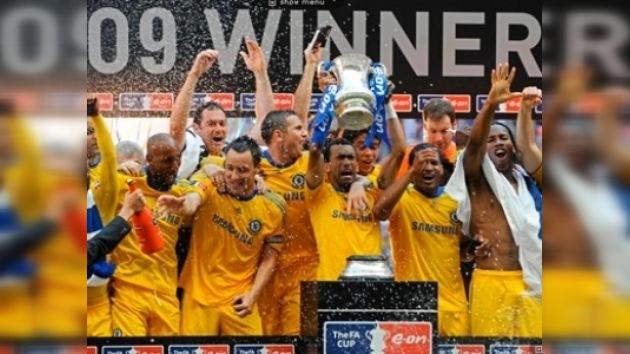El Chelsea revalidará el campeonato de la 'Cup' frente al Portsmouth