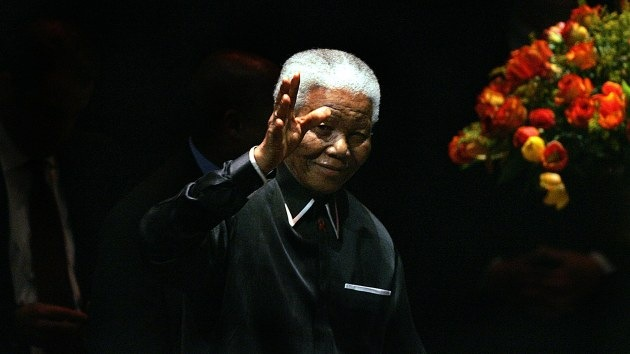 Fallece el expresidente de Sudáfrica Nelson Mandela
