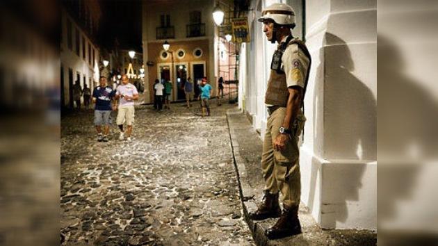 El Gobierno brasileño despliega tropas en Salvador de Bahía para frenar la delincuencia