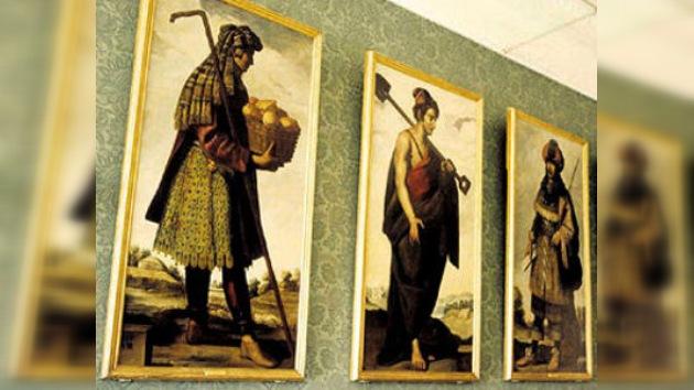 La iglesia de Gran Bretaña vendería sus pinturas de Zurbarán