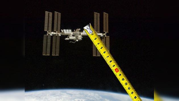 Elevada en un kilómetro la órbita media de la EEI