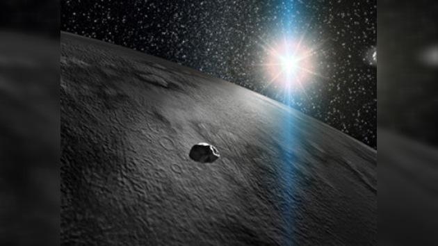 Asteroide con huellas de vida y agua