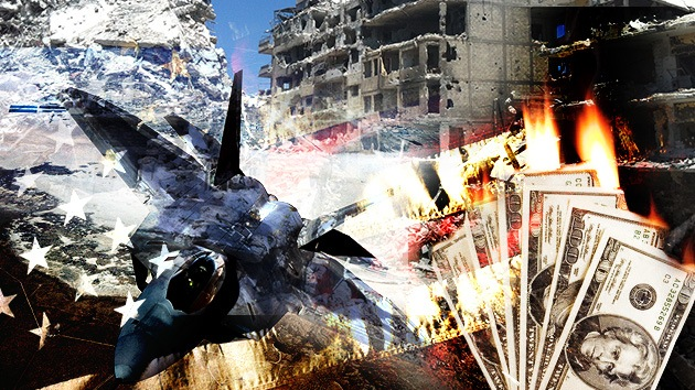 ¿Ataque a Siria o rescate del dólar?