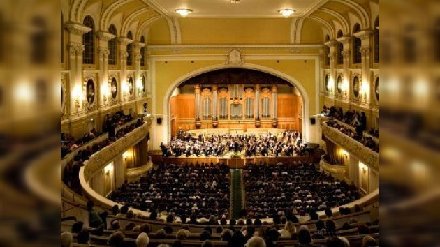 Tras 100 años de actividades, se cierra la sala del Conservatorio ruso