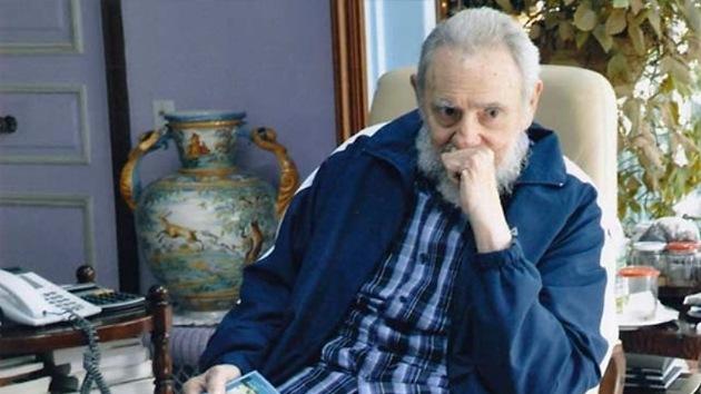 """Fidel Castro: """"En este momento de la historia surge una repugnante forma de fascismo"""""""