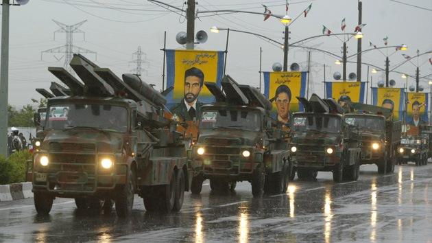 Irán, al unísono con Corea del Norte en la promesas de una guerra mundial