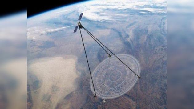 El Pentágono pondrá en órbita un 'ojo que todo lo ve'