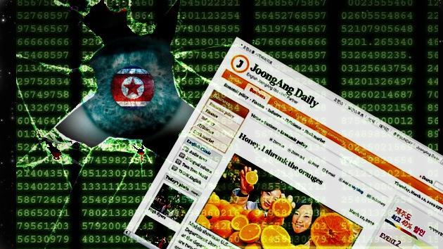 Seúl atribuye a Corea del Norte el ciberataque a dos periódicos