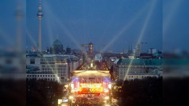 El 'viento de cambio' inaugura el año 2012 en Berlín