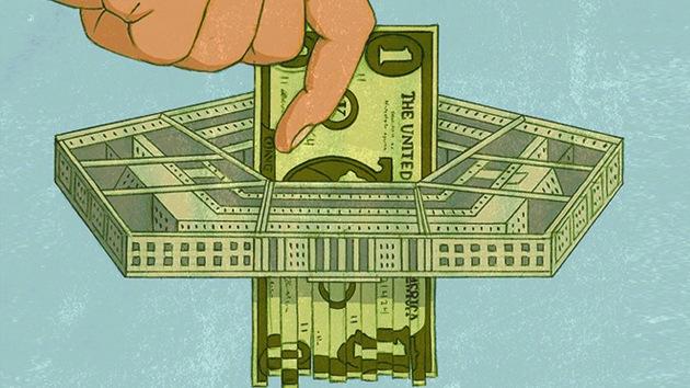 El Pentágono se prepara para recortes automáticos multimillonarios