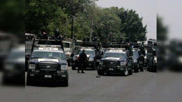 En 48 horas 2.500 personas se desplazaron en Michoacán por narcoviolencia