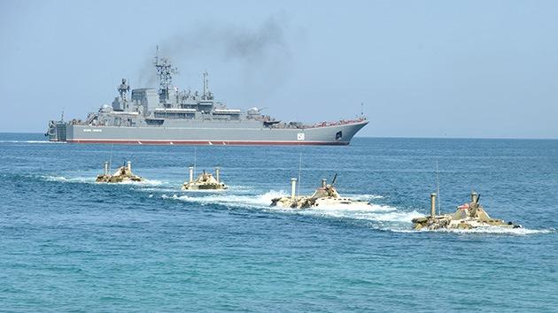Rusia, China, Siria e Irán planean ejercicios de guerra en territorio sirio